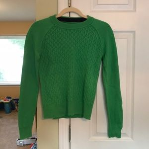 C wonder classic cable knit sweater